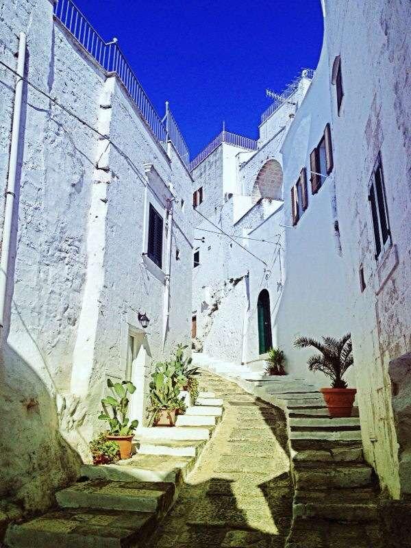 Due settimane in Puglia