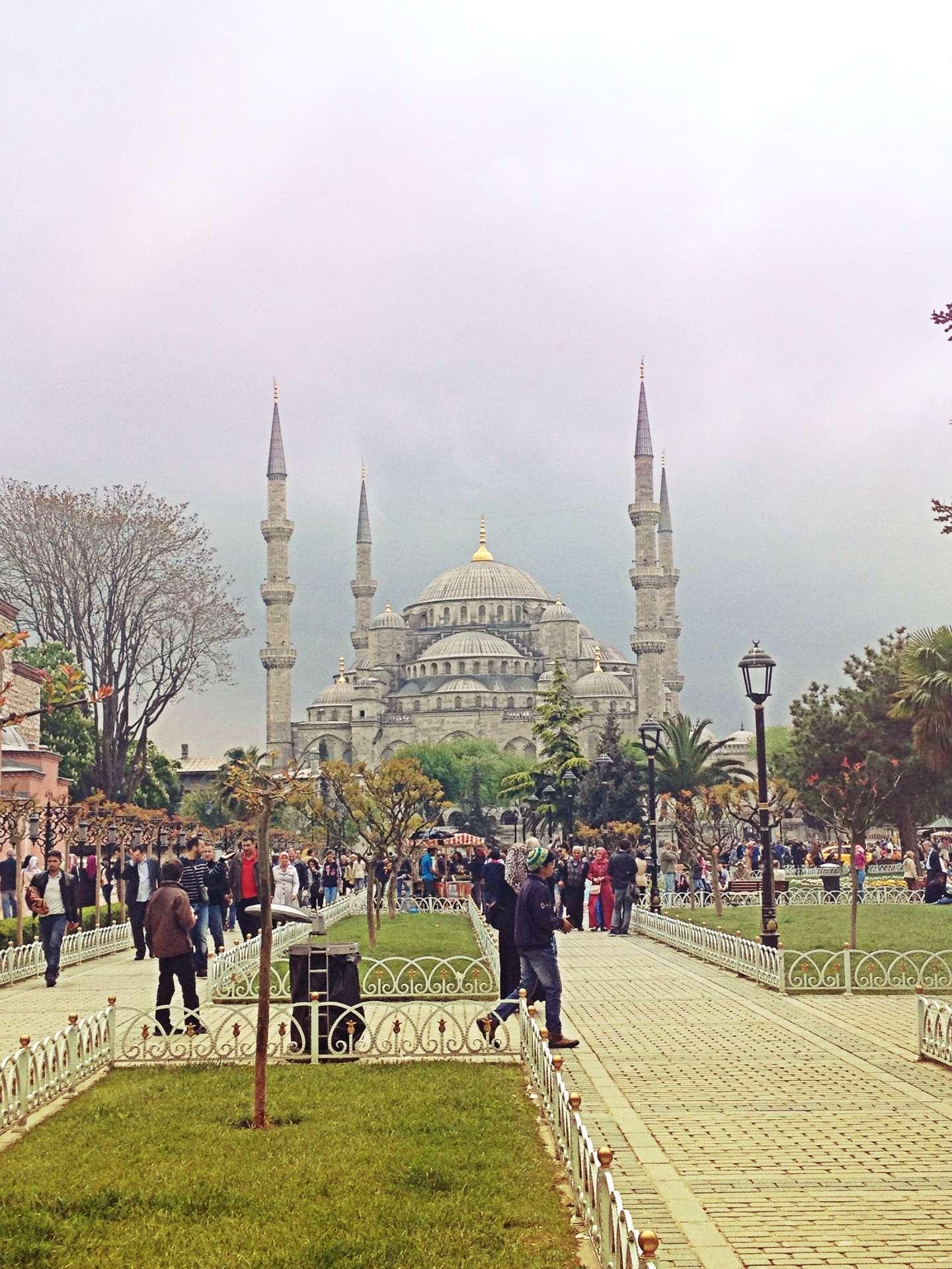 Istanbul, la città dai mille contrasti