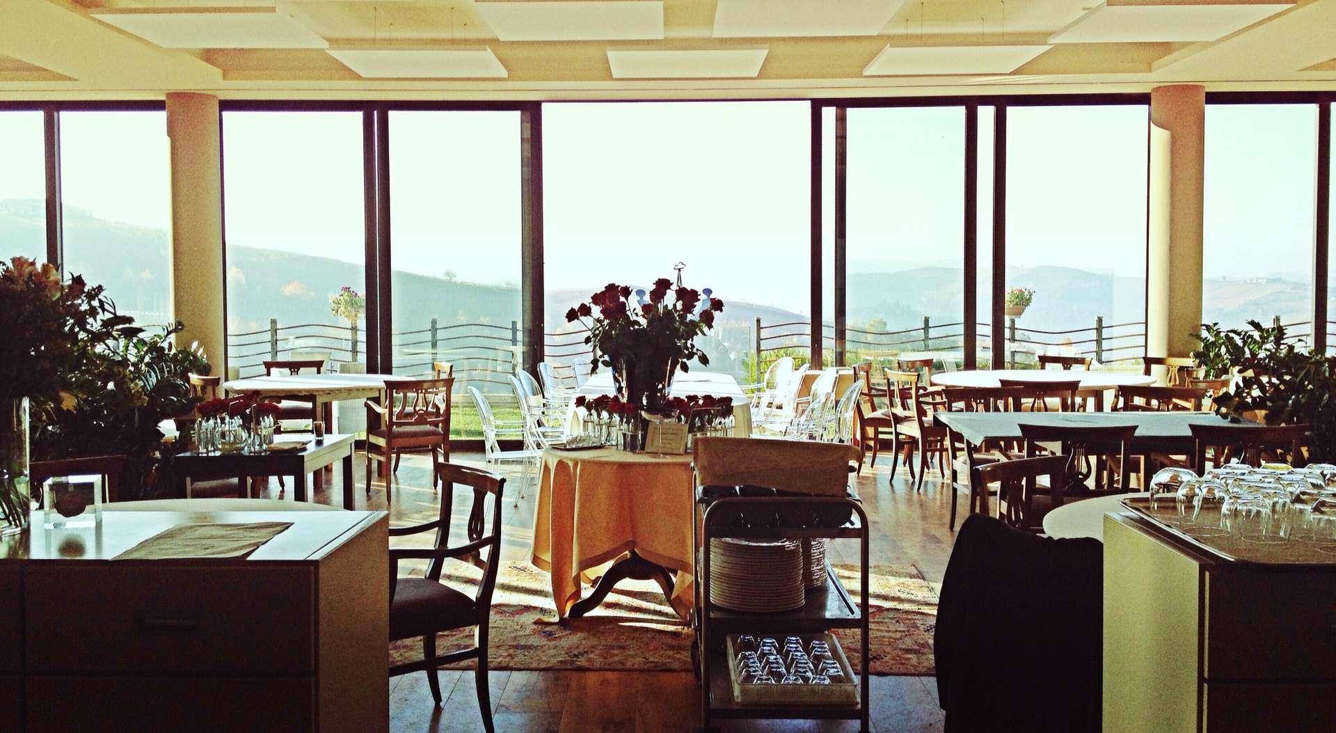 Ciau del Tornavento, ristorante stellato Langhe