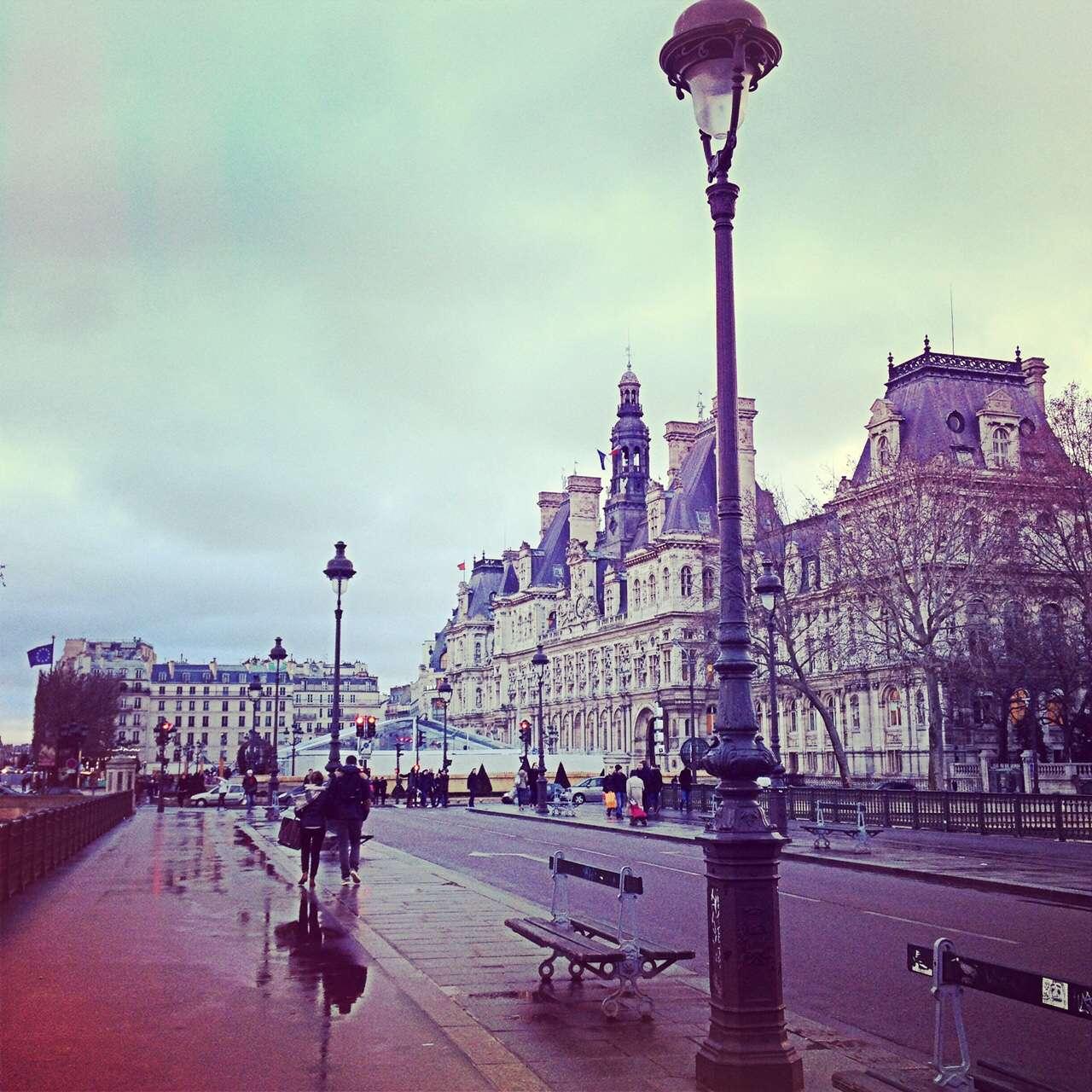 Hotel de Ville, Parigi e il bacio di Donisdou