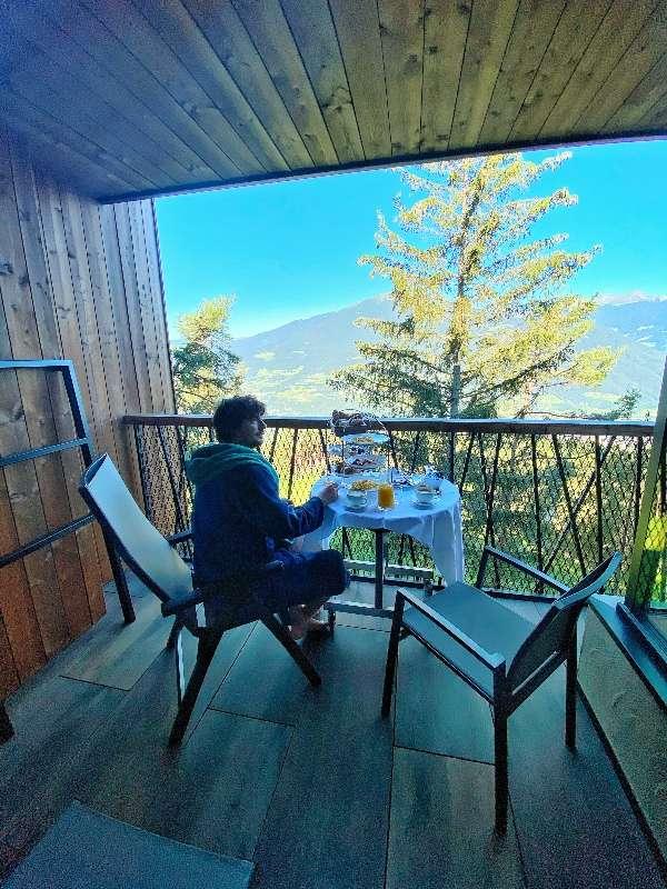 Hotel sugli albero in Alto Adige: My Arbor